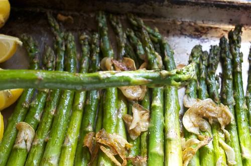 asparagus roasted 10