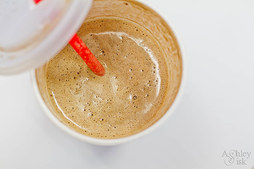 Chocolate Smoothie RS