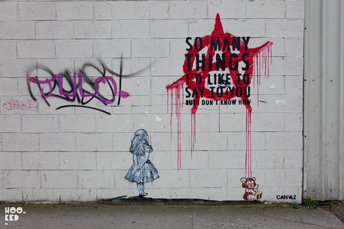 Canvaz - Dublin Street Art