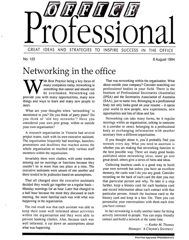NetworkingintheOffice-Aug94