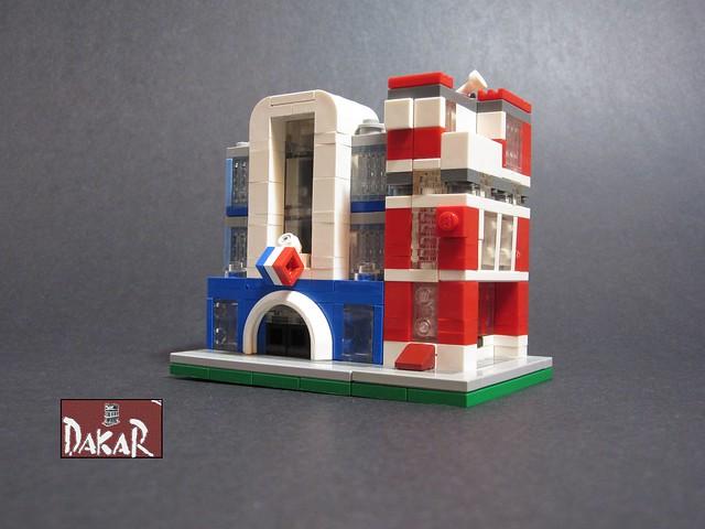 Mini modulars street