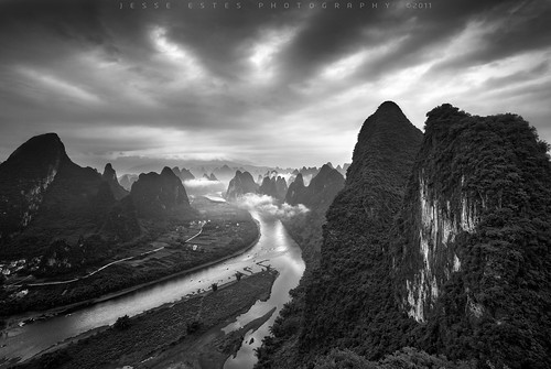 Li River - Guilin, China