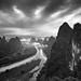 Li River - Guilin, China by Jesse Estes