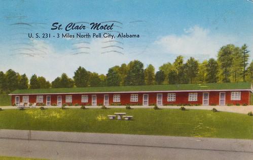 St. Clair Motel - Pell City, Alabama
