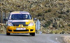 "III RallySprint ""San Segundo"" 2012 - Fernando Sevillano Fernández/Francisco Sevillano Fernández - Renault Clío Sport"