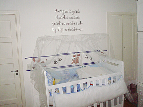 Faixa Decorativa Para Quarto De Bebe ~   do Anjo da Guarda e Faixa Decorativa  Flickr  Photo Sharing