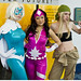 Dove, Star Sapphire, Winry by GoofyGoof