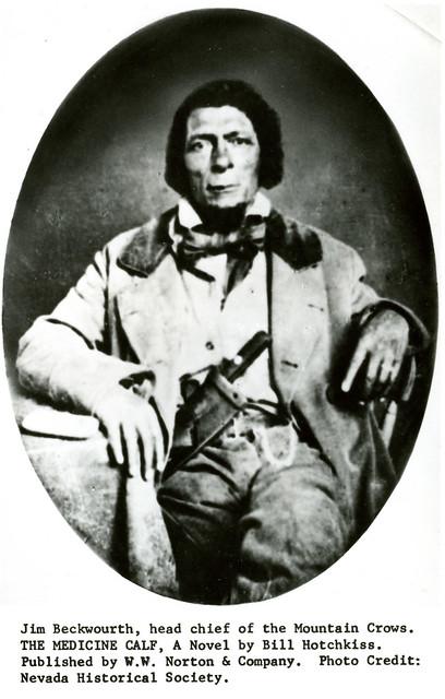 Beckworth, Jim Crow Chief