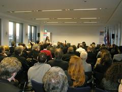 Ομιλία στο Ίδρυμα «Friedrich Ebert»
