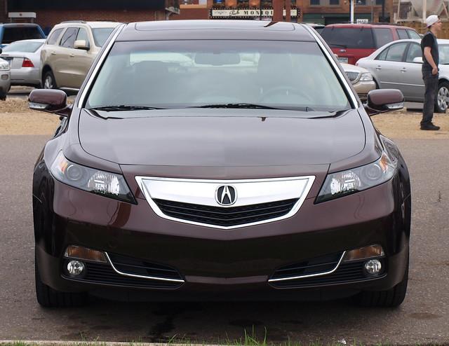 2012 Acura TL SH-AWD 23