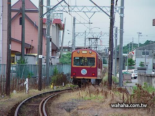 三岐鉄道北勢線