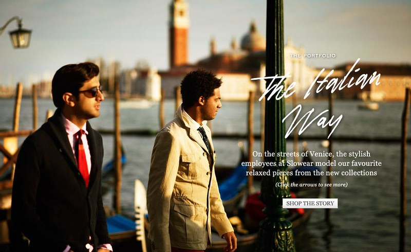 Mr Porter The Italian Way 1