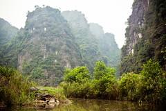 Baie d'Ha Long Terrestre - Ninh Binh - Hoa Lu - 73