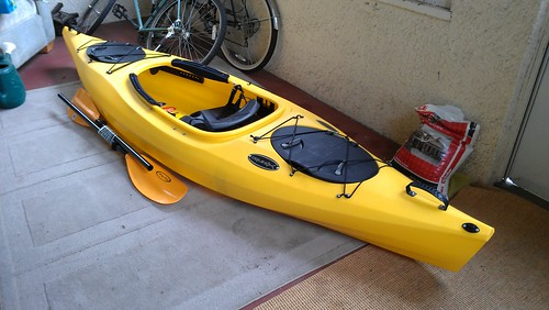 my new kayak!