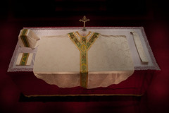 New Vestments - March 31, 2012