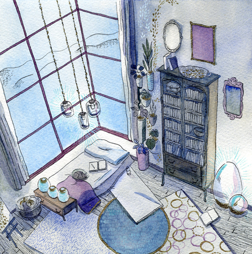 illustration_tinyroom2_francescabuchko