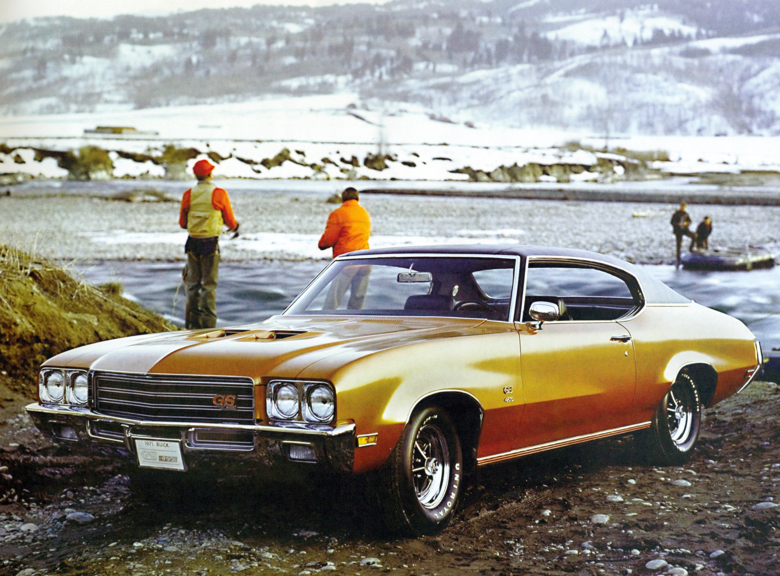 1971 buick gs 455 images pictures and videos. Black Bedroom Furniture Sets. Home Design Ideas
