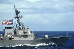 USS Benfold (DDG 65) file photo. (MC2 Daniel Barker)