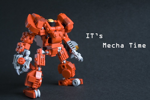 It's Mecha Time