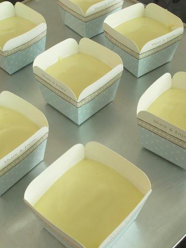 Resep Japanese Cotton Cheese Cake