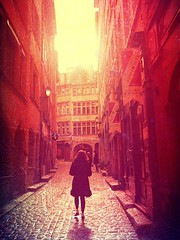 Colourful Old Lyon