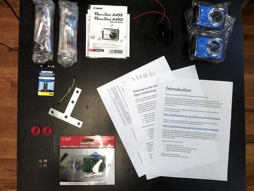 Dual camera kit