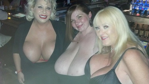 claudia marie lexxxi luxe and kayla kleevage the claudia marie