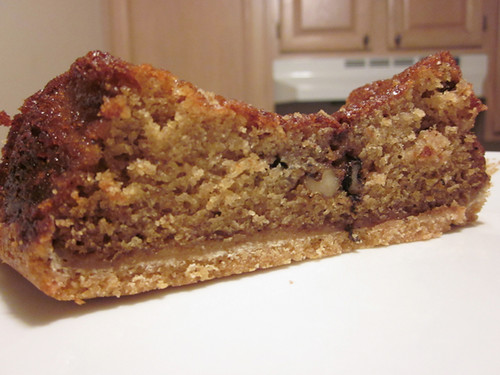 Daring Bakers April: Armenian Nutmeg Cake