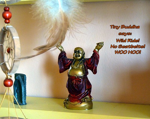 Tiny Buddha says...