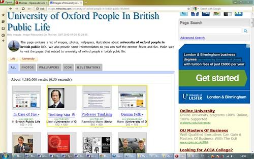 史上第一位在英國獲得政治庇護的臺灣人, 馬天亮教授- 民進黨推薦1990年高雄議員候選人 The first Taiwanese got political asylum in the history of the UK, Professor TianLiang Maa © University of Oxford People In British Public Life.