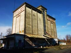 Saintes, ancienne coopérative agricole
