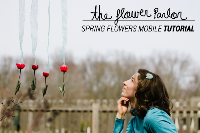 Flower Mobile Tutorial