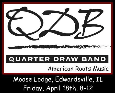 Quarter Draw Band 4-18-14