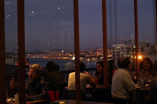 Hotel Fauna restaurant interiors 1