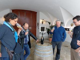 Visita di Pascal Baratié
