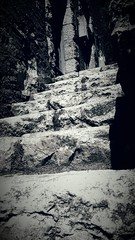 Quante scale abbia salito.