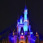 Illuminated spires