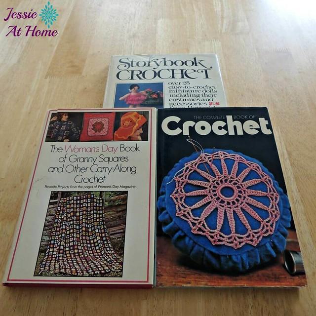 New Crochet Books