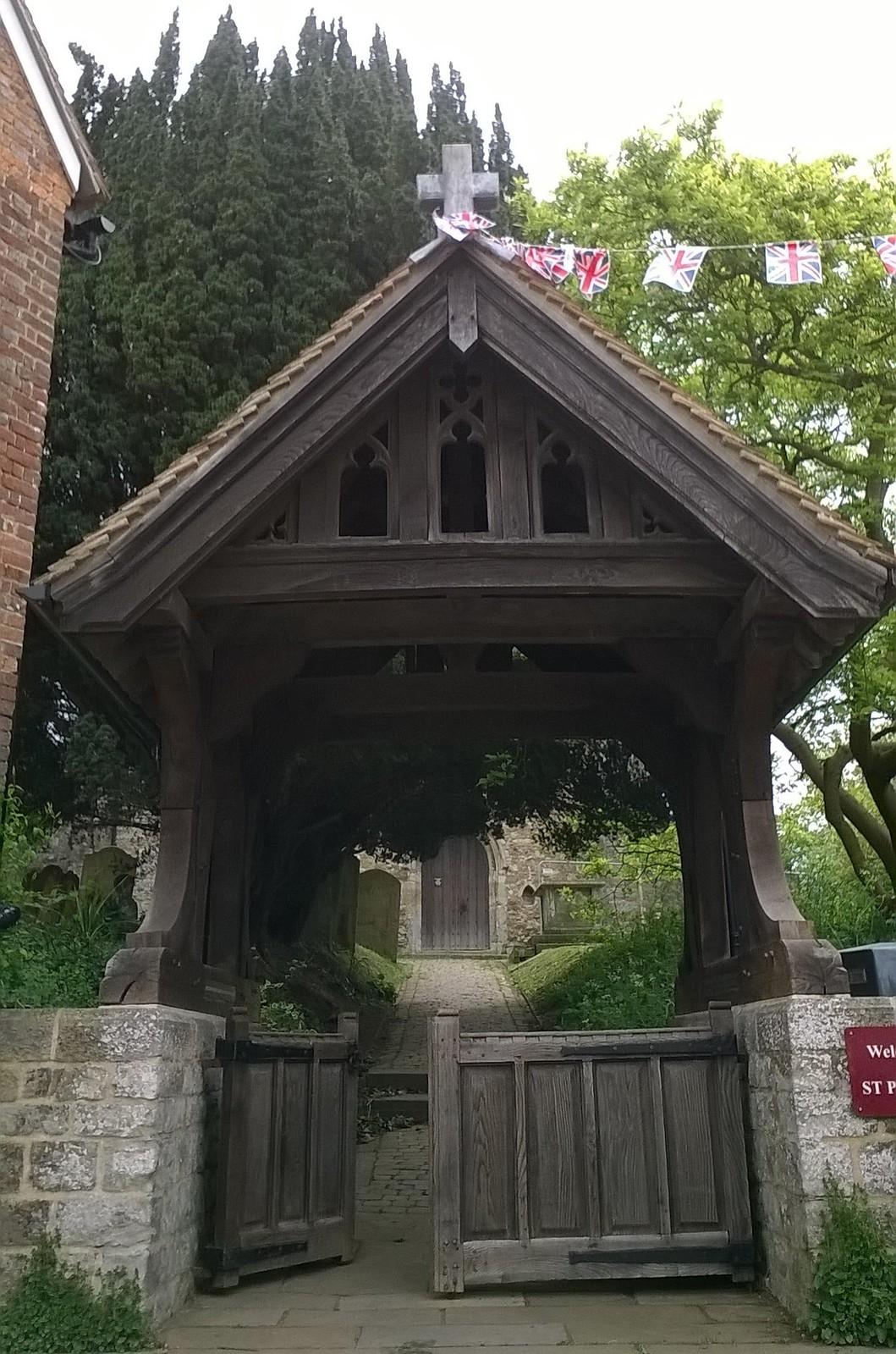 Churchyard Yalding