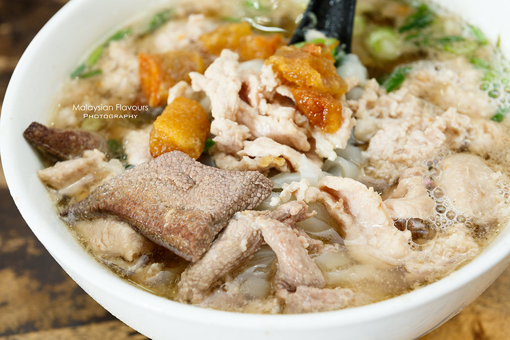 Mama Love Pork Noodles 老媽子豬肉粉 Cheras