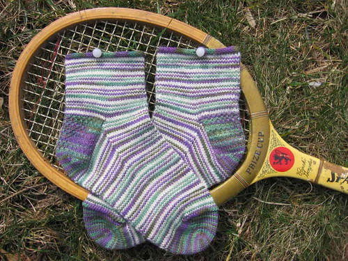 Wimbledon cycling socks