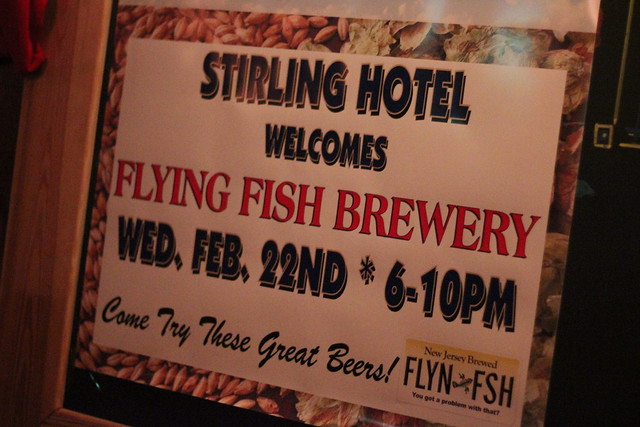 6777365190 9e9e5083b3 z Event   Flying Fish At The Stirling Hotel