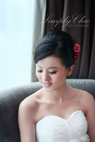 Caren Lien ~ Wedding Day