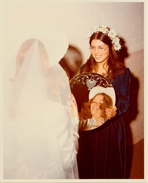 1973 Wedding Richard and Carol 01