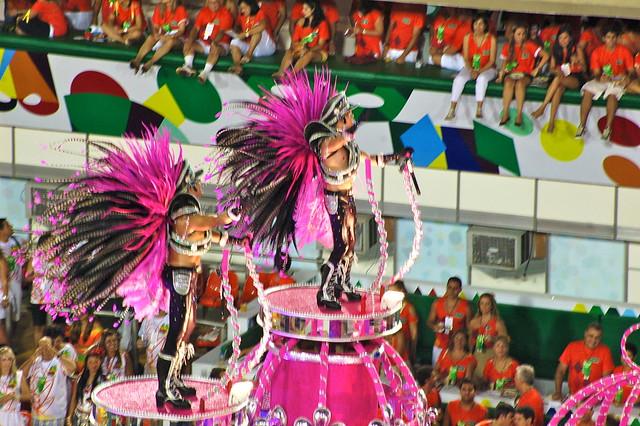 Rio's Carnival: Sao Clemente26