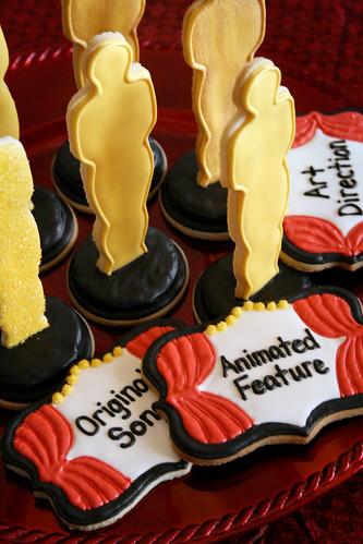 Oscars Cookies.