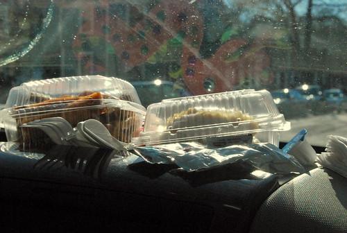 Beyond Pita - dashboard dining