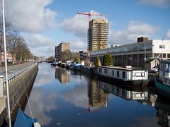 Groningen, Oosterhamrikkanaal