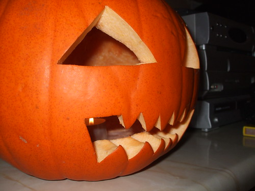 Halloween Pics 2011: Jack-o'-lantern 01