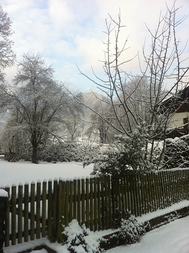 Winter in Garmisch-Partenkirchen